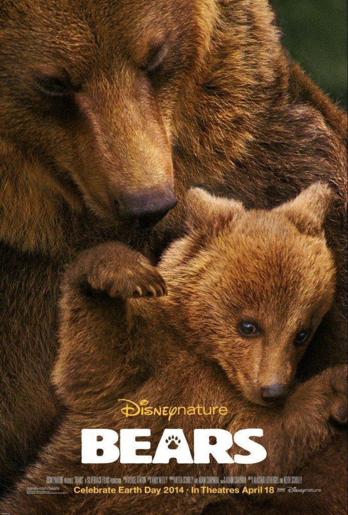 Disneynature Bears Trailer Don't Miss the Heartwarming Sneak Peek