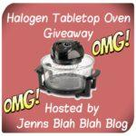Enter To #Win The Halogen Tabletop Oven #Giveaway