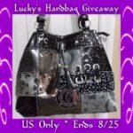 Don't Miss This Handbag #Giveaway!