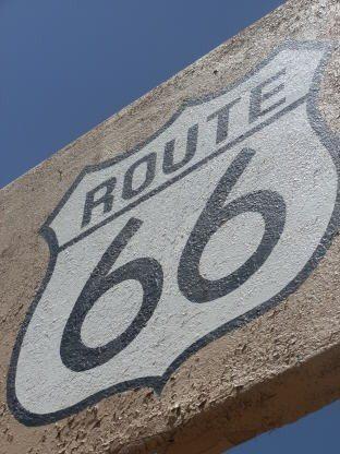 Route 66: Famous Landmarks