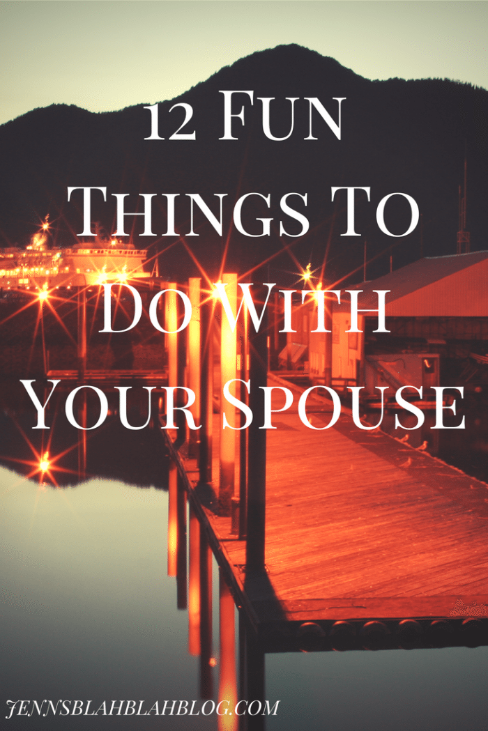 Fun things to do when you start dating