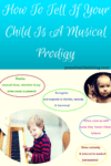 How To Tell If Your Child Is A Musical Prodigy 100x150 Halloween Safety for 2013: Be Safe This Halloween!