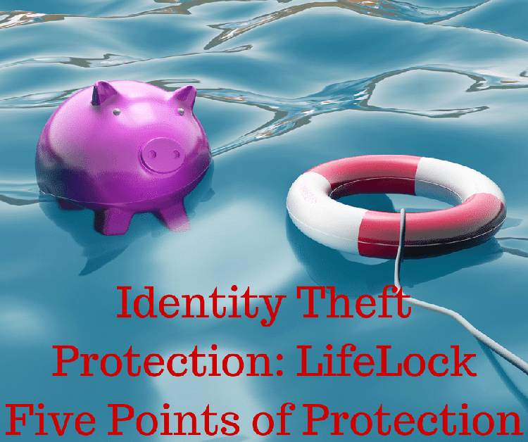 Identity Theft Protection LifeLock Five Points of Protection
