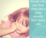 Kids Sleeping 150x125 Help Encourage Pretend and Imaginary Play With Your Toddler