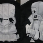 The BABYBJÖRN Silver Mesh Baby Carrier Is A Must Have!