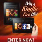 Enter to Win The Kindle Fire #Giveaway