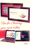 tips for buying your next tablet 100x150 Shopping Online, 7 Safety Tips For Charging Your Cell Phone!!