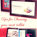 Things To Consider Before Buying Your Next Tablet
