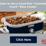 Enter To #Win the Crock-Pot Casserole Crock Slow Cooker #Sweepstakes