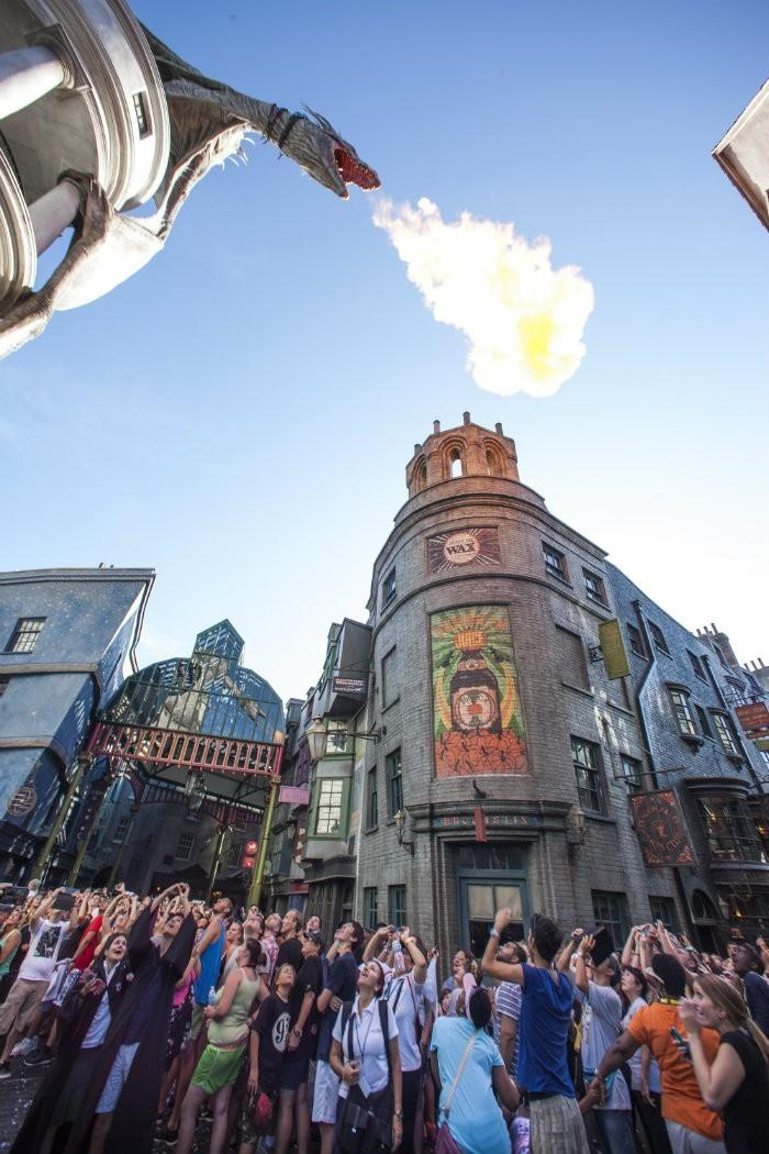 05_Diagon Alley Grand Opening