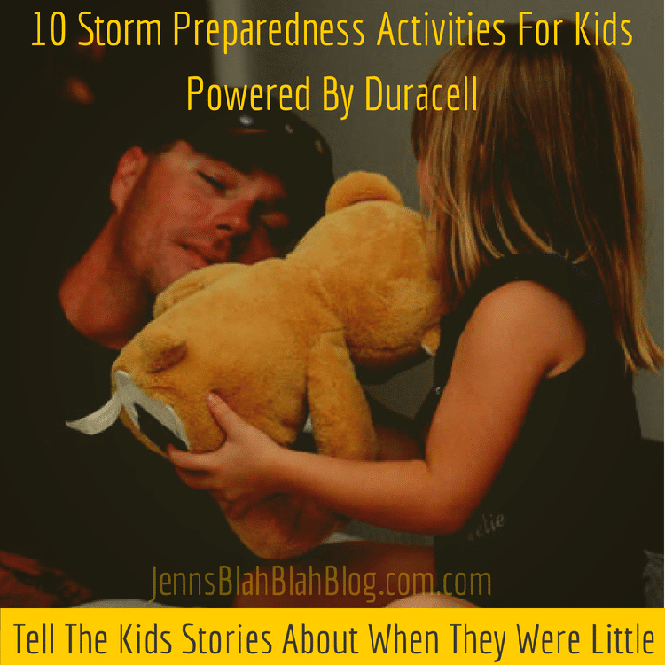 10 Storm Preparedness Activities For Kids