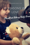 10 reasons we love the talking teddy bear from cloudpets 100x150 7 Fun Ways To Help Your Toddler With Social Development