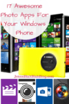 17 Awesome Photo Apps For Your Windows 100x150 Windows #HTC8 X Phone Fashion Show  Childrens Winter Fashion #Troop8x