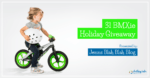 Don't Miss Out On The BMXies Balance Bike #Giveaway!
