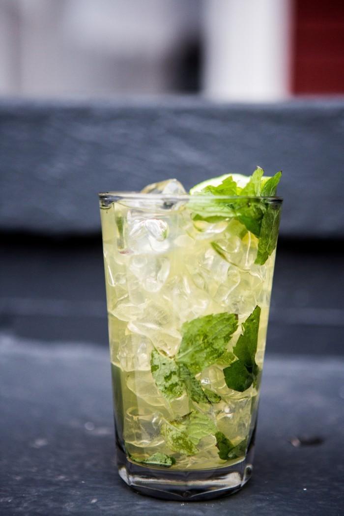 Celebrate National Mojito Day Pineapple Mojito Drink Recipe