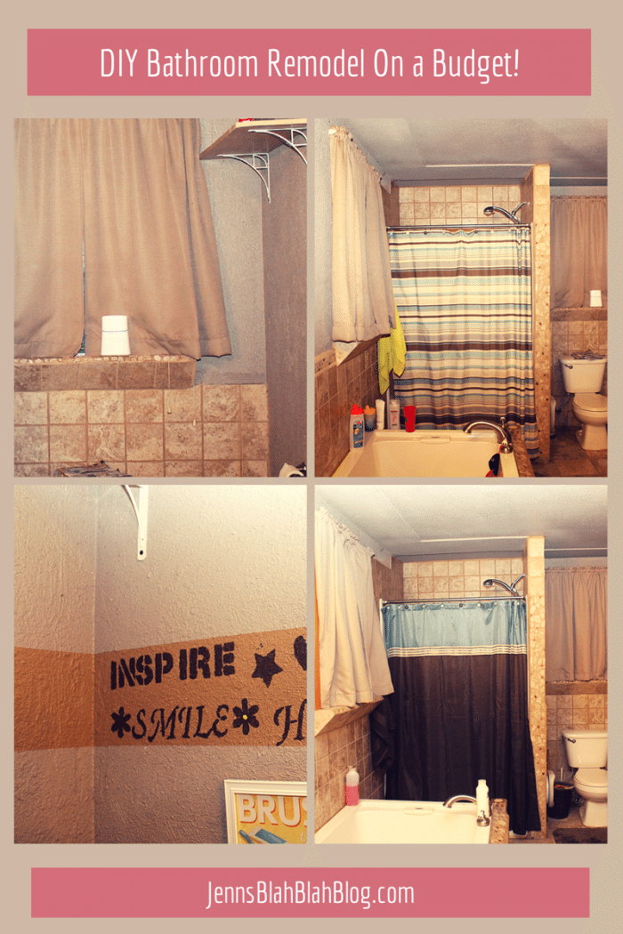 DIY Bathroom Remodel With FrogTape® NEW Texture Surface