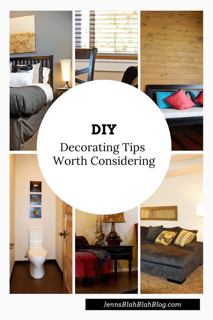 DIY Room Decorating Tips Worth Considering #jbbb http://jennsblahblahblog.com
