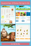 Educational Apps 10 Monkeys Math App 2 100x150 7 Reasons I turn to the New #MSNKnowNow #sponsored