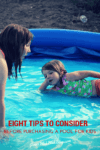 Eight Tips To Consider Before Purchasing a Pool For Kids 100x150 #Flipeez Super Fun Action Hat