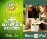 Food Cycle Science Giveaway 150x125 Free Blogger Opportunity $500 Bloggy Giveaway