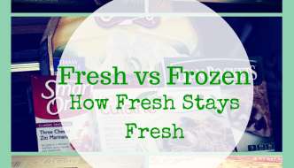 Fresh vs Frozen: How Fresh Stays Fresh