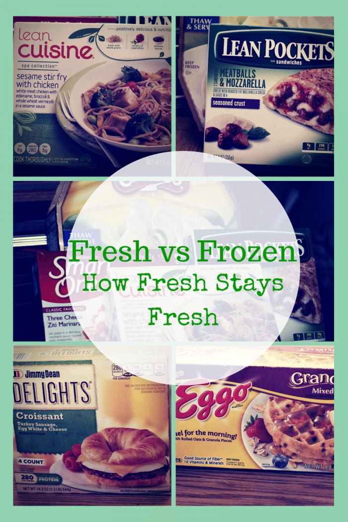 Fresh vs Frozen: How Fresh Stays Fresh