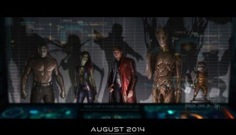 GUARDIANS OF THE GALAXY opens in theaters August 1st