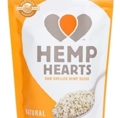 Eat Healthy with Hemp Hearts