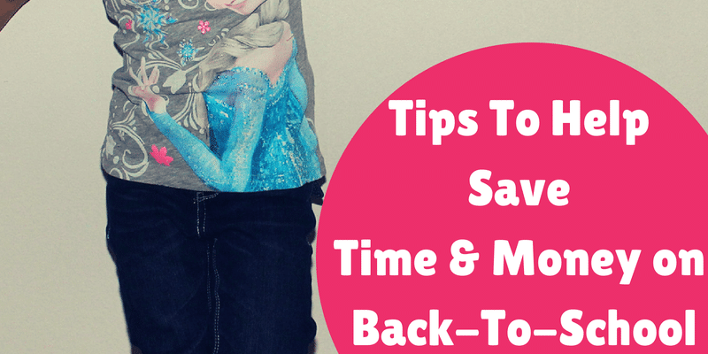 Back-To-School Shopping: Tips To Help Save Time & Money