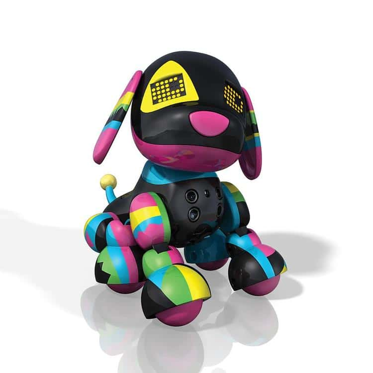 Toys R Us Zoomer Robot Dog Quotes