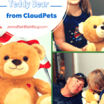 Enter The Talking Teddy Bear From CloudPets #Giveaway!