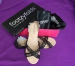 footzy 7 150x132 Do your feet need a treat?  It's time to try Spongeables Pedi Scrub™.  #Review