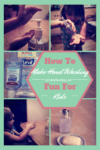 Hand Washing Tips: Make Washing Hands Fun For Kids!