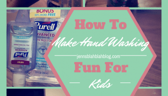Hand Washing Tips To Make Washing Hands Fun For Kids!
