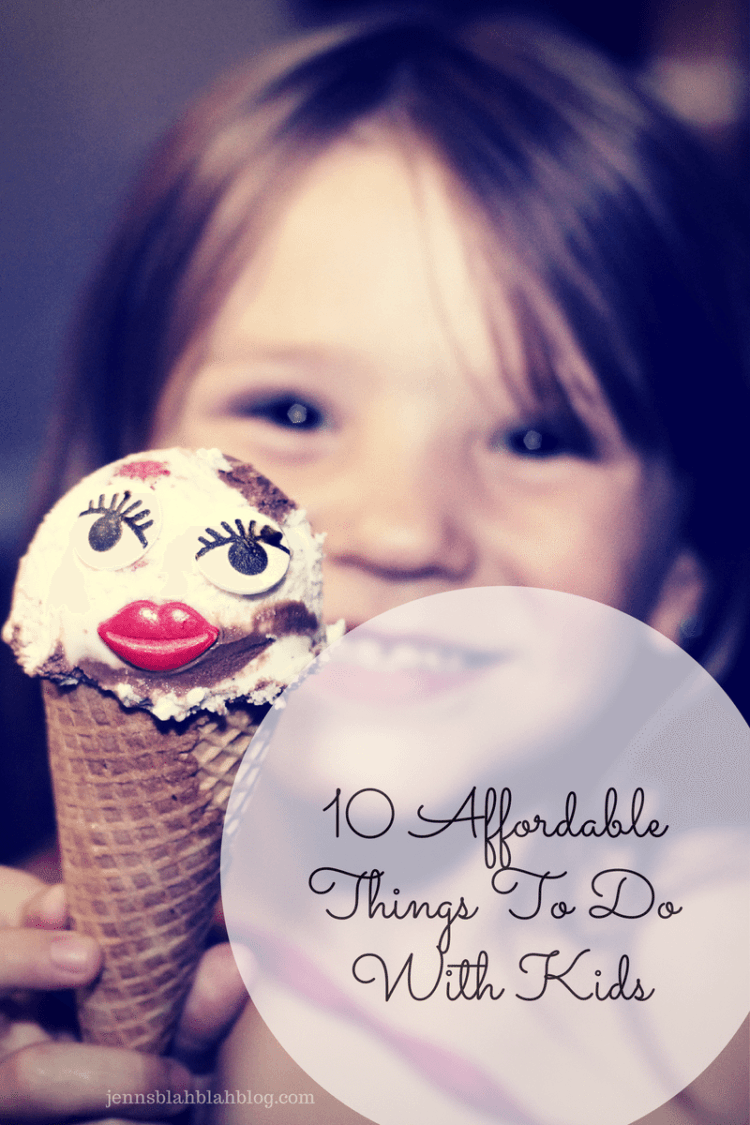 10 Affordable Things To Do With KIds