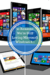 10 Reasons We're Still Loving Microsoft Windows 8.1 #VZWBuzz