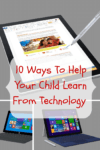10 Ways To Help Your Child Learn From Technology 100x150 Using The Gift of #Tech to Teach Your Children The Gift of Giving