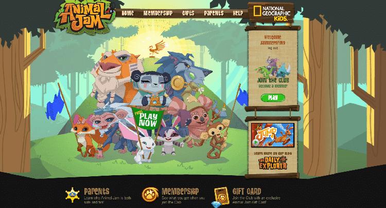 free game safe animal
