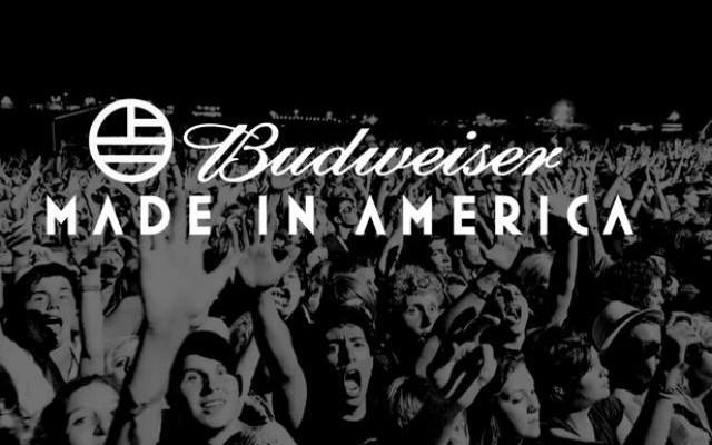 Budweiser's Made In America Festival #MadeInAmericaFest