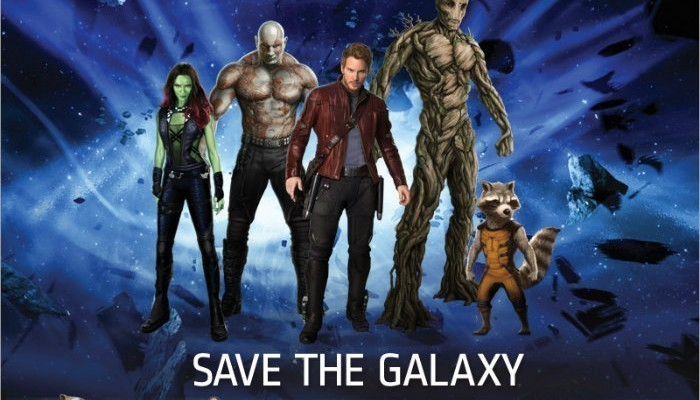 Guardians Of The Galaxy Great Gift Idea For Kids