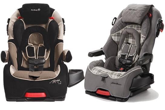 Safety 1st And Eddie Bauer Convertible Car Seat Recall Alert