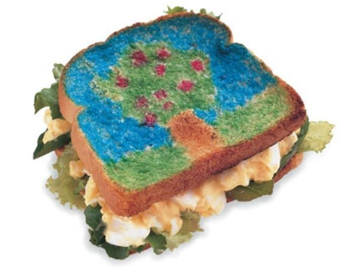 Sandwich Art | #lunchideas http://jennsblahblahblog.com #jbbb
