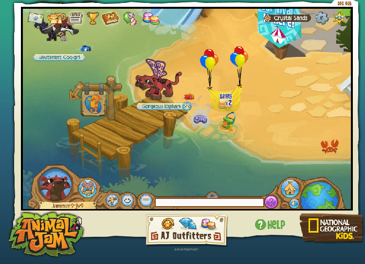 11 Ways to Have Fun on Animal Jam - wikiHow