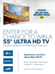 5 Reasons to Consider Ultra HD TV & Enter To Win At Best Buy