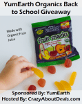 earth organic giveaway 119x150 #Giveaway   Enter To #Win ExerSaucer Trip Fun Life In The Amazon