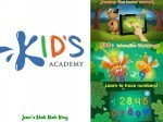 Educational Apps for Children from Kid's Academy