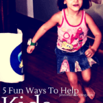 5 Ways To Help Kids Get More Exercise