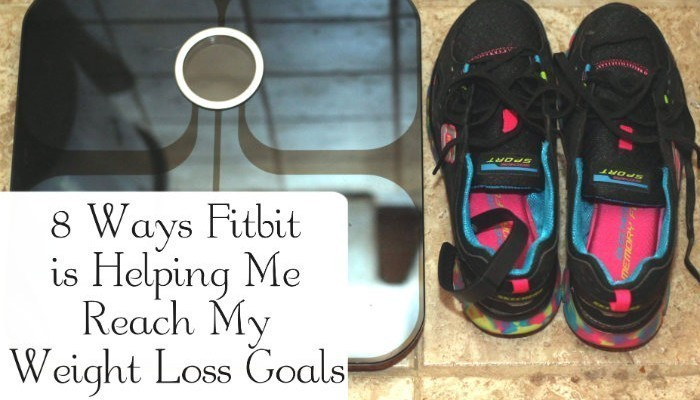 8 Ways Fitbit is Helping Me Reach My Weight Loss Goals