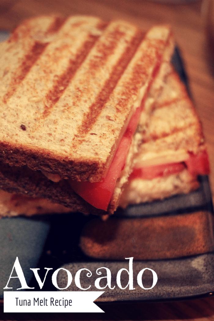 Avocado Tuna Melt Recipe (1)