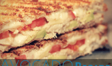 Easy Dinner Ideas: Avocado Tuna Melt Recipe